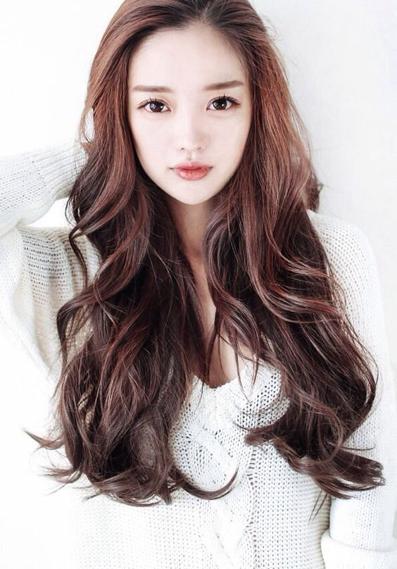 The Best Best 25 Long Asian Hairstyles Ideas On Pinterest Asian Pictures