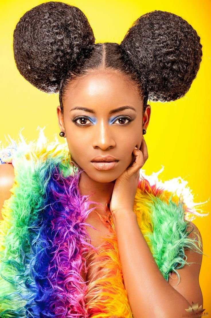 The Best Afro Puffs Fashion Editorial Inspiration Fashion Pictures
