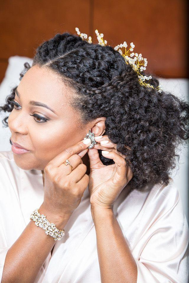 The Best Best 25 Afro Wedding Hair Ideas On Pinterest Braid Of Pictures