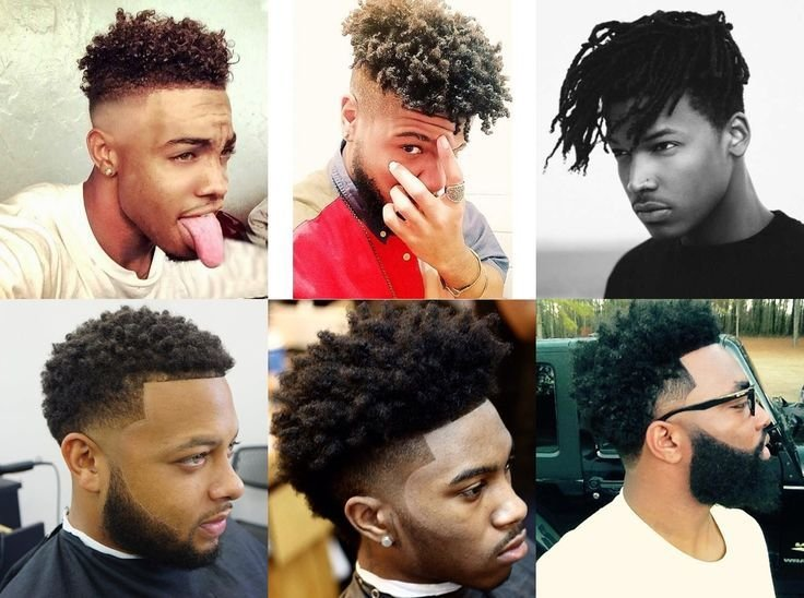 The Best Cortes De Cabelo Afro Masculino 2016 Pictures