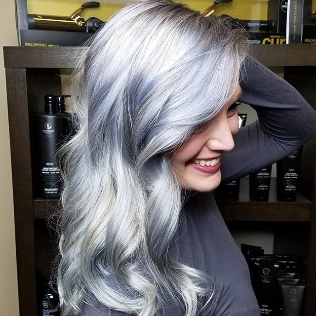 The Best We Went Over Babylights Done With Oligo Blacklight Creme Lightener And Olaplex With Joico Pictures