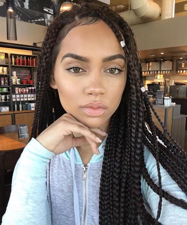 The Best Best 25 Box Braids Ideas On Pinterest Black Braids Box Pictures