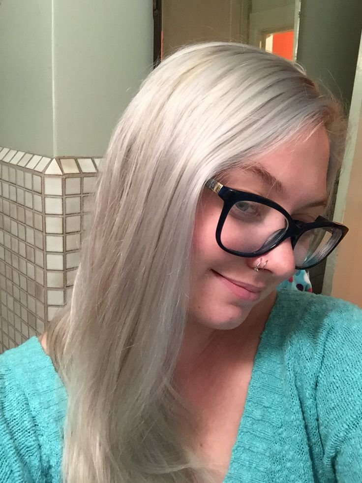 The Best Perfect Blond Ammonia Free Toner My Crazy Hair Hair Pictures