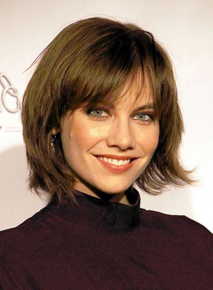 The Best Best 25 Layered Bob With Bangs Ideas On Pinterest Pictures