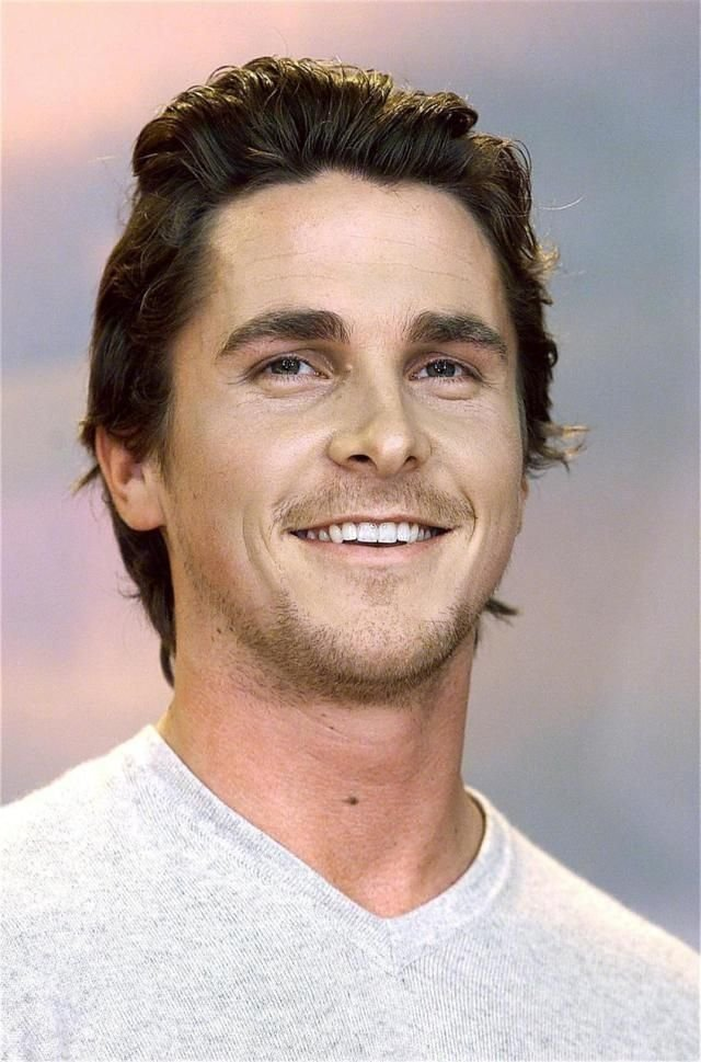 The Best 10 Best Christian Bale Hairstyles Images On Pinterest Christian Bale Hair Cuts And Haircut Styles Pictures
