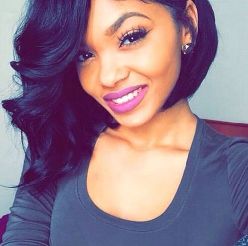 The Best Best Hairstyles For Women Slay Lipstick Love Black Hair Information Hair Styles Wig Pictures
