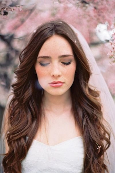 The Best Best 25 Loose Curls Hairstyles Ideas On Pinterest Loose Curls Wedding Loose Wedding Pictures