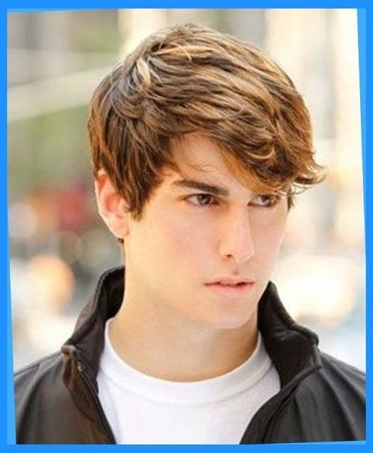 The Best Medium Length Hairstyles For Teenage Guys Regarding Pictures