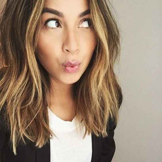 The Best 20 Lob Hairstyles You Will Love With Pictures Lob Pictures