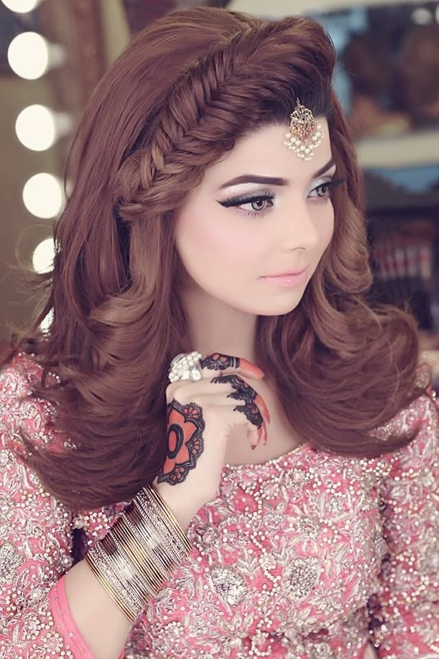 The Best Kashee's Beautiful Bridal Makeup Hairstyle By Kashif Pictures