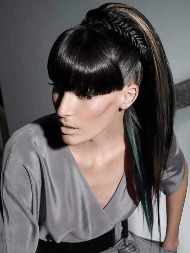 The Best 7 Best Black Ponytail Hairstyles Images On Pinterest Pictures