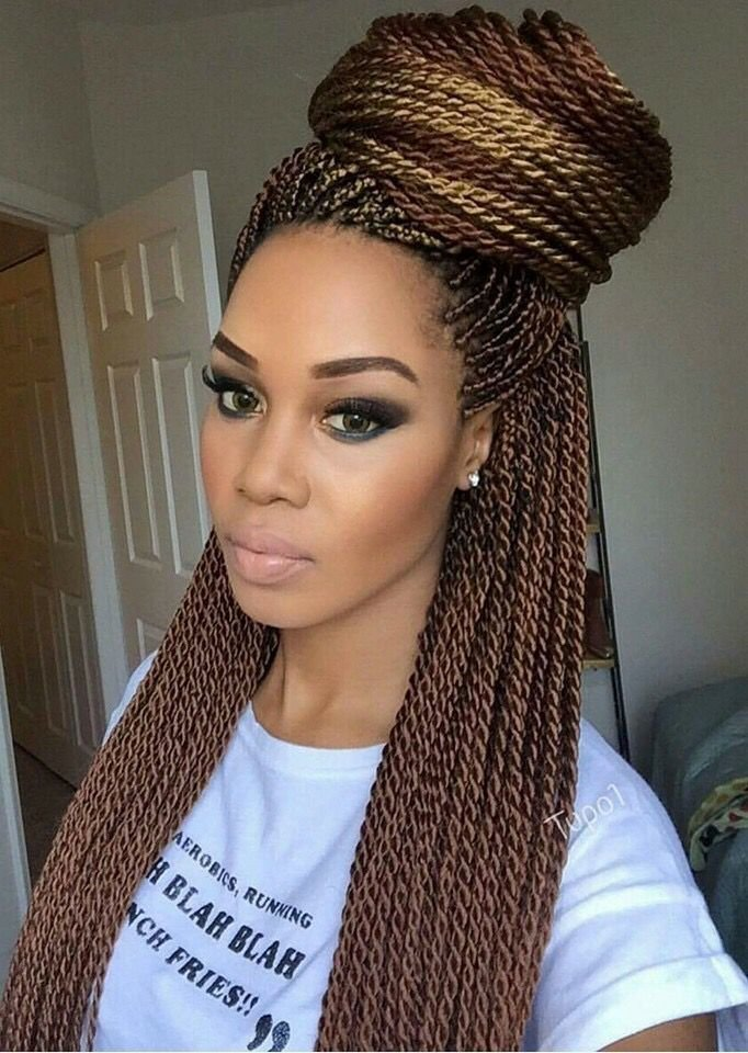 The Best Pin By Felicia Williams On Braids And Twist Curly Hair Pictures