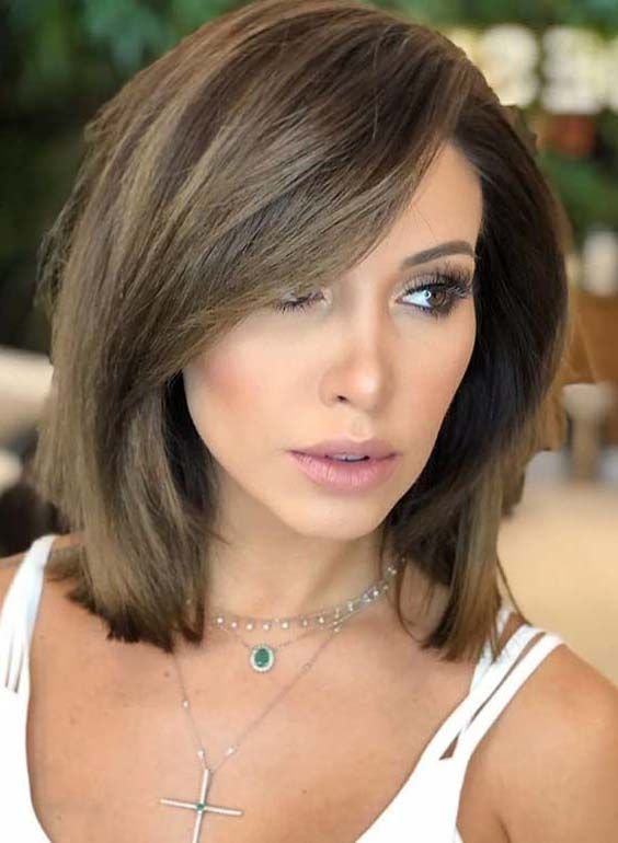 The Best Best Short To Medium Hairstyles For Women In 2018 Medium Pictures