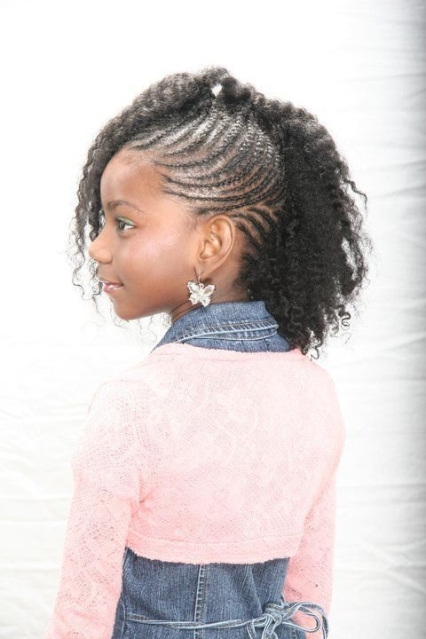 The Best African Children Hairstyles Back To Post African Pictures