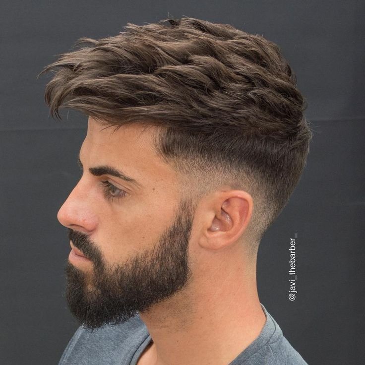 The Best Haircut By Javi Thebarber ️ ️ ️ ️ Men S Hairstyles In Pictures