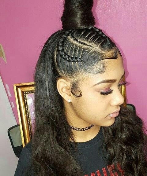 The Best Best 25 Weave Hairstyles Ideas On Pinterest Black Hair Pictures