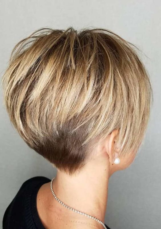 The Best 20 Cool Short Haircuts And Hairstyles For Thick Hair 2019 Pictures