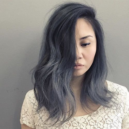 The Best Best 25 Grey Hair Dyes Ideas On Pinterest Silver Hair Dye Silver Grey Hair Dye And Ash Grey Pictures