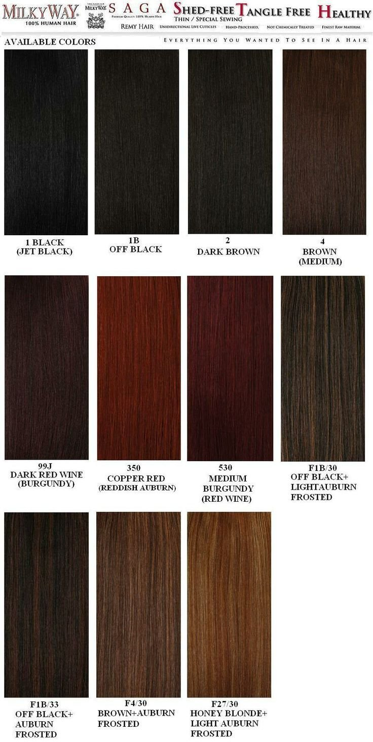 The Best The 25 Best Hair Color Charts Ideas On Pinterest Pictures