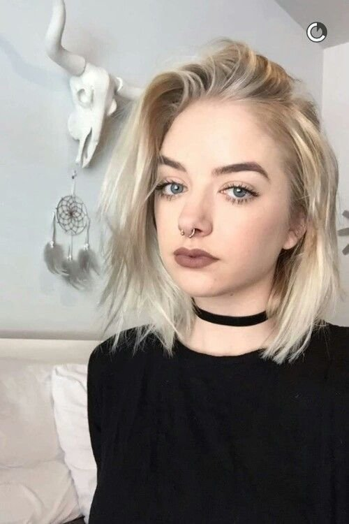 The Best 25 Trending Grunge Haircut Ideas On Pinterest Short Pictures