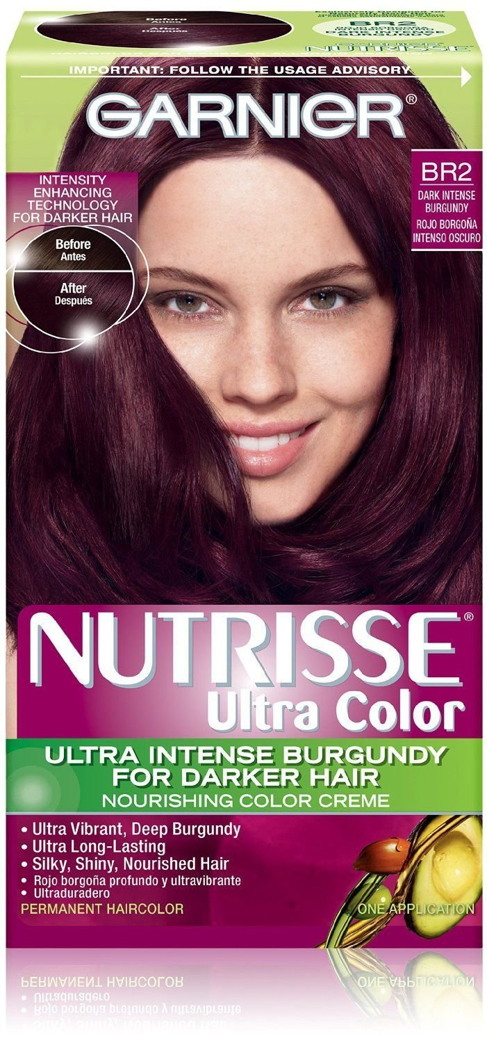 The Best Amazon Com Garnier Hair Color Nutrisse Ultra Color Pictures