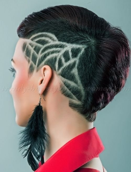 The Best Best 25 Hair Tattoos Ideas On Pinterest Undercut Pictures