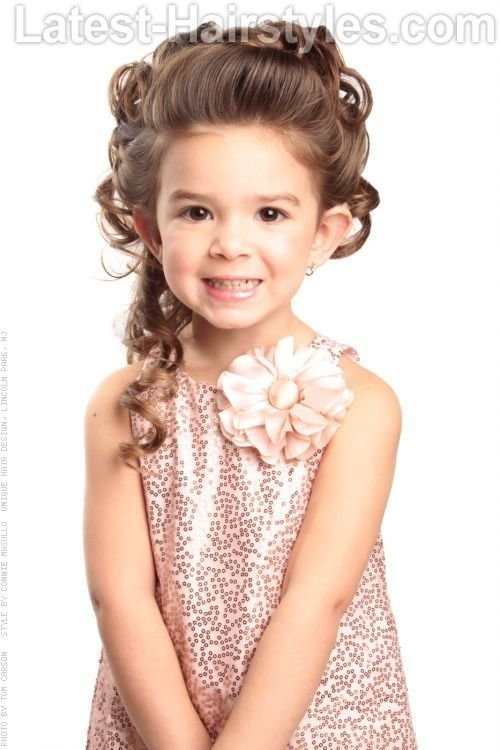 The Best Best 25 Kids Updo Hairstyles Ideas On Pinterest Girls Pictures