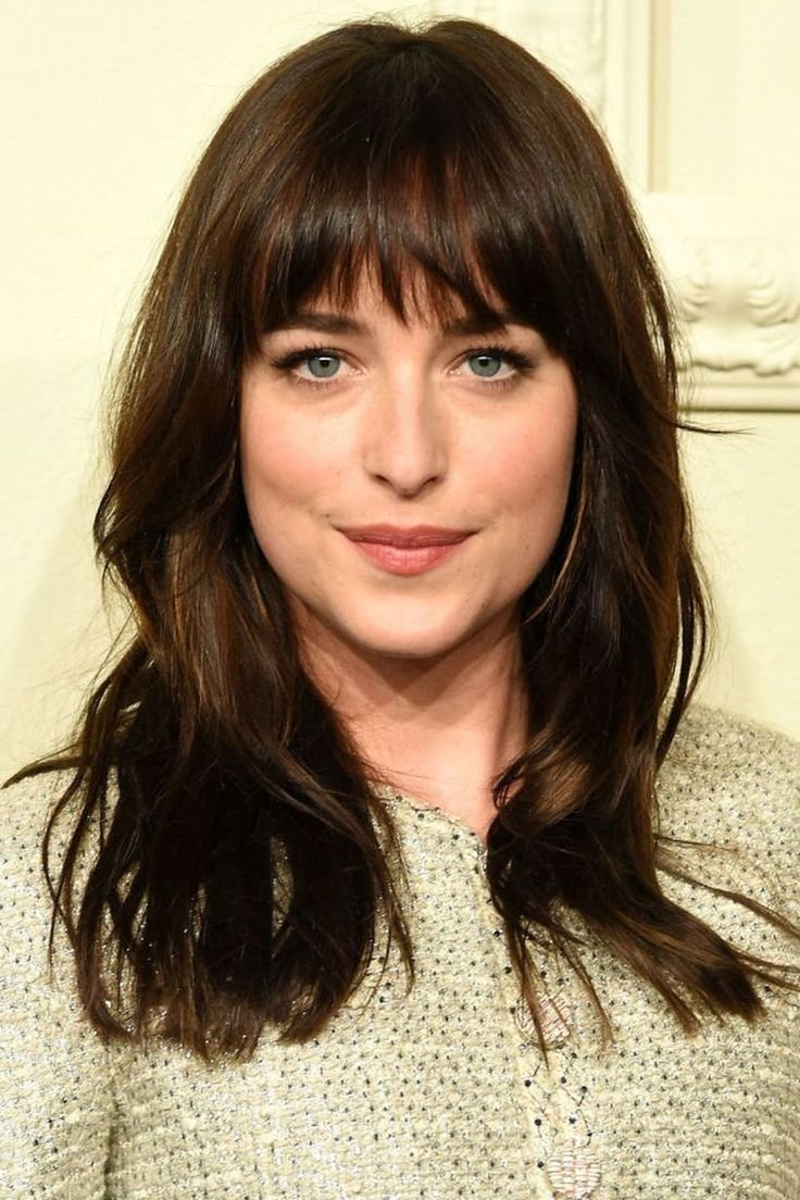 The Best The 25 Best Full Fringe Hairstyles Ideas On Pinterest Pictures