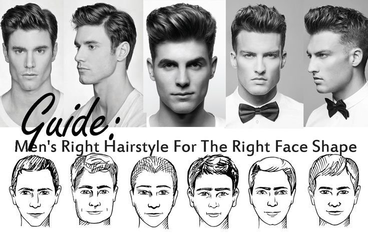 The Best Find The Right Hairstyle For Your Face Corrective Face Pictures