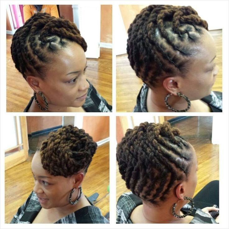 The Best Barrel Locs Hairstyle Share Red Locs And Loc Styles Pictures