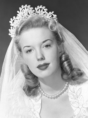 The Best Best 25 1940S Wedding Hair Ideas On Pinterest 50S Pictures