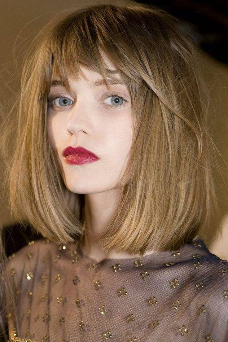 The Best Best 25 Shoulder Length Bobs Ideas On Pinterest Medium Pictures
