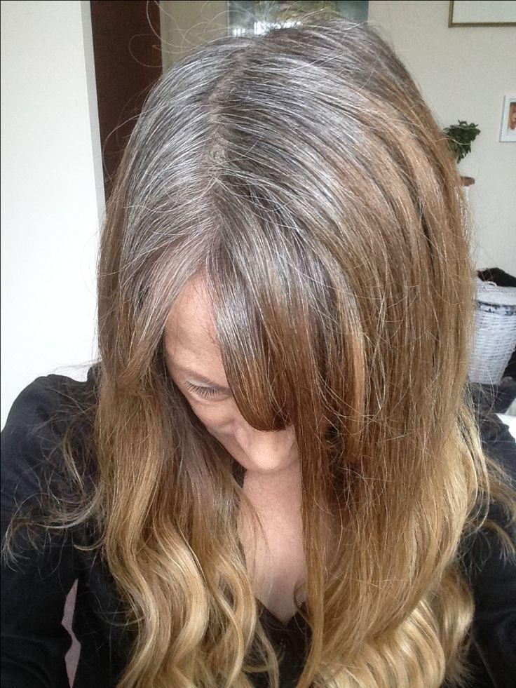 The Best Six Months Of No Dye Think This Is Similar To What My Pictures