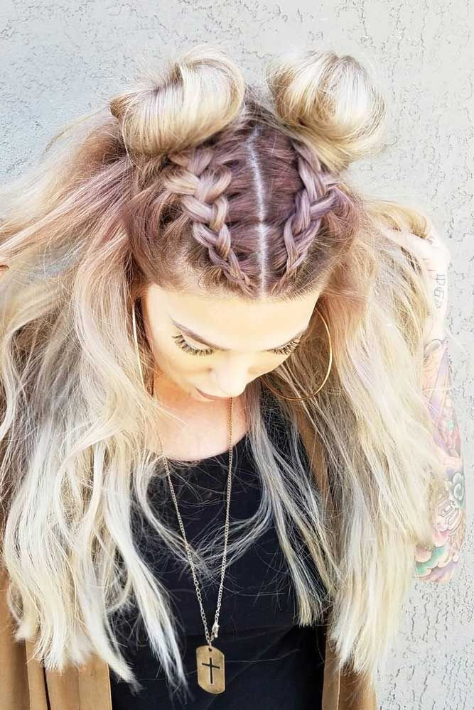 The Best 54 Cute And Creative Dutch Braid Ideas Hair Colors And Pictures