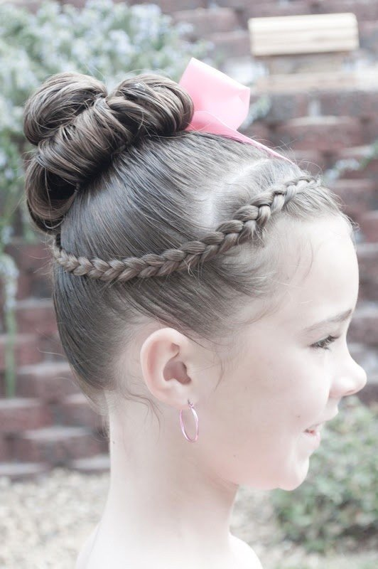 The Best 91 Best Dance Hairstyles Images On Pinterest Beautiful Pictures