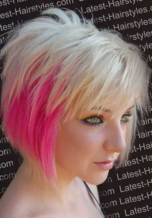 The Best 30 Hair Color Ideas For Short Hair Hair Nails Make Up Pictures