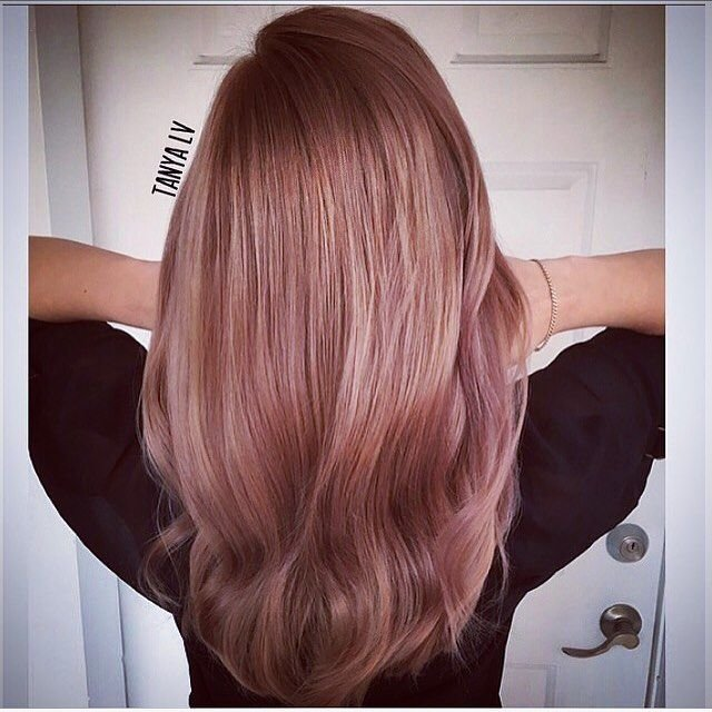The Best 70 Best Hair Rose Gold Chocolate Mauve Violet Etc Images Pictures