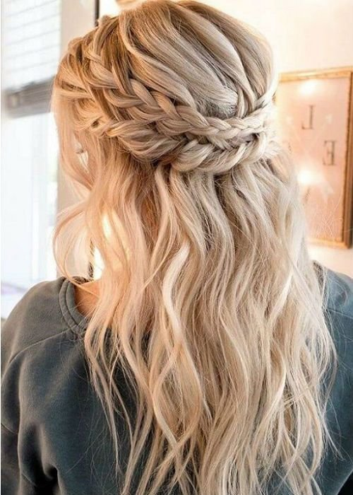 The Best 41 Of The Most Inspiring Long Prom Hairstyles 2019 To Fuel Pictures