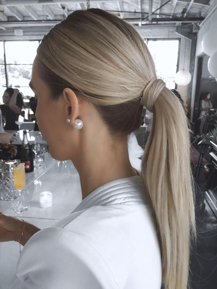 The Best Best 25 Formal Ponytail Ideas On Pinterest Prom Pictures