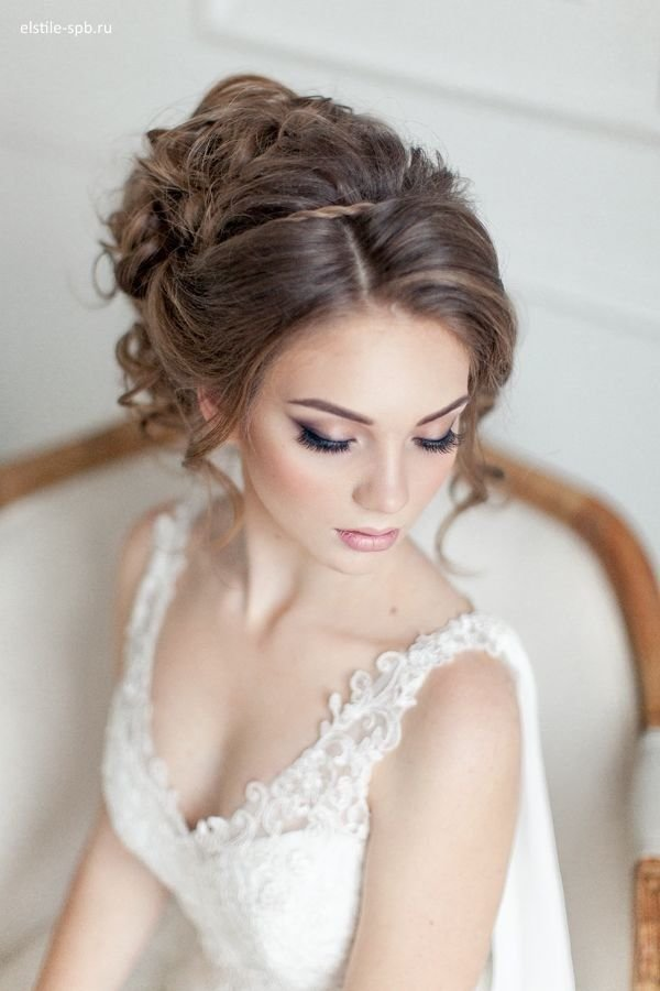 The Best 26 Fabulous Wedding Bridal Hairstyles For Long Hair Pictures
