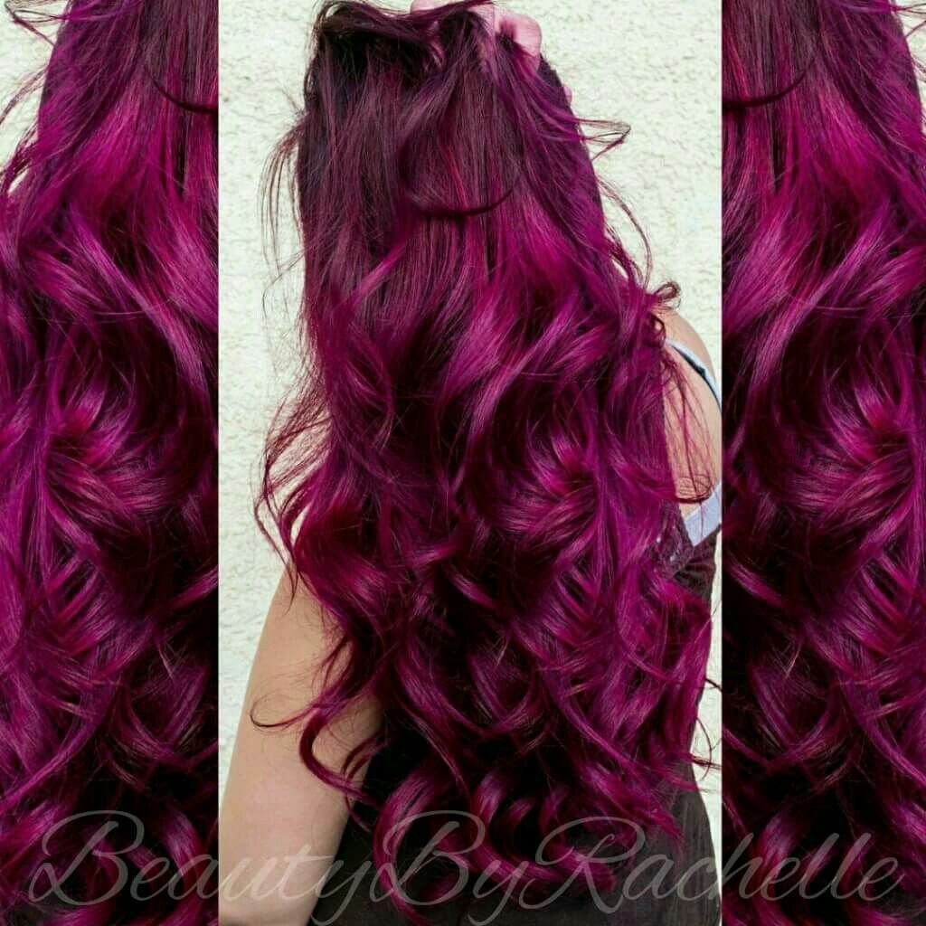 The Best My Perfect Hair Color Joico S Magenta Amethyst Purple Pictures