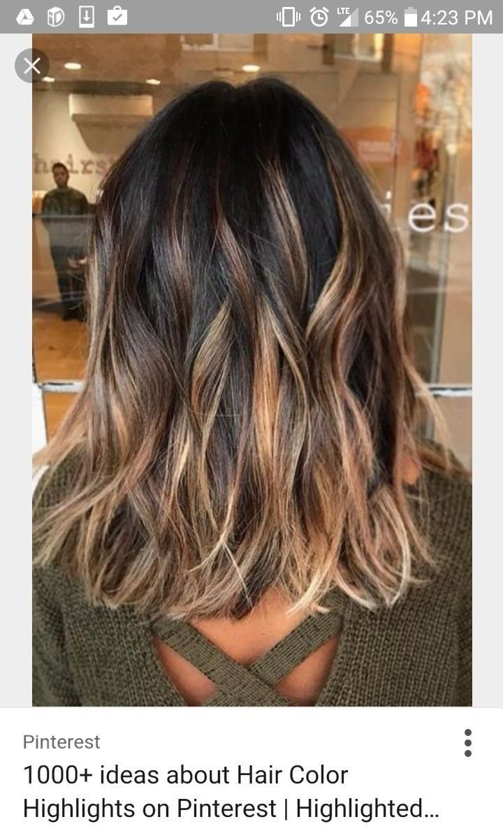 The Best Balayage Streaked Highlighted Hair Beauty Hair Pictures