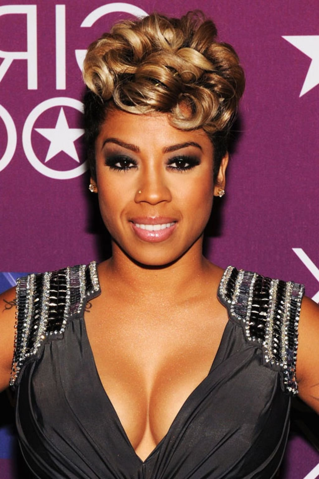 The Best Keyshia Cole Hairstyles With Braids Keyshia Cole Short Pictures