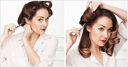 The Best Swing Dance Hair Style My Style Pictures