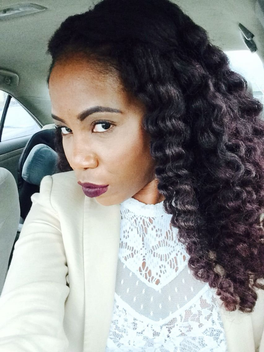 The Best Equal Jamaican Twist Braid Color T33 Crochet Flex Rod And Pictures