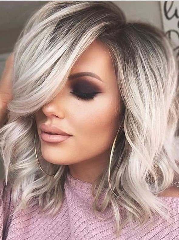 The Best Perfect Medium Blonde Hairstyles Trends For 2019 Medium Pictures