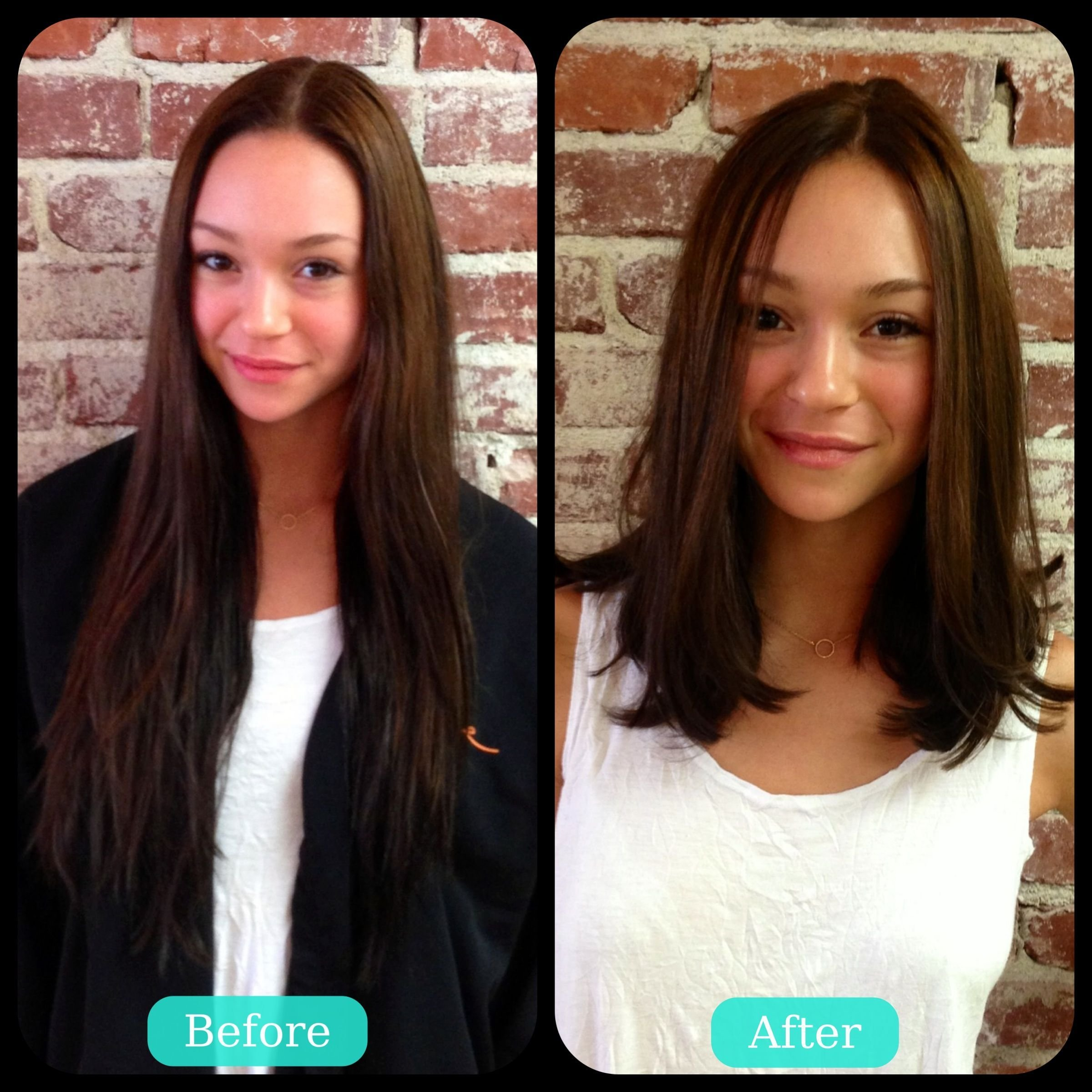 The Best Locks Of Love Hair Donation Before After Make Your Pictures