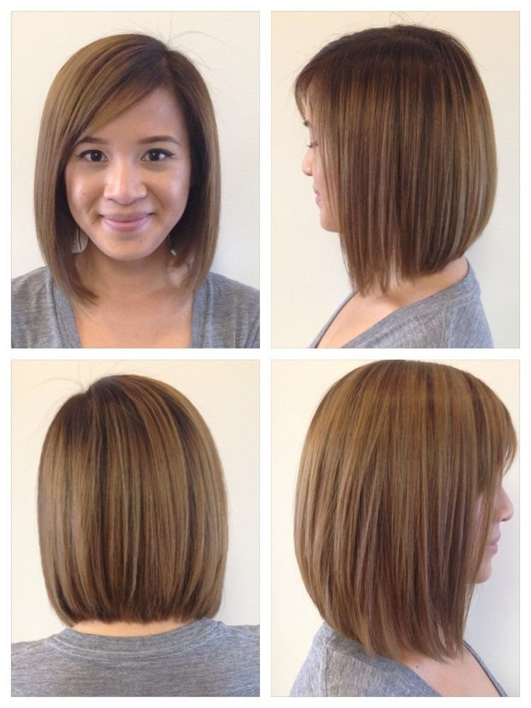 The Best Long Bobs Are Back By Pawnee Yelp Hair Cuts In 2019 Pictures