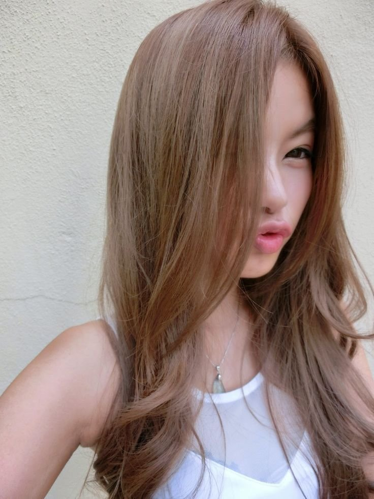 The Best 10 Best Asian Hair Color Of 2018 – 2019 In 2019 Hairs Pictures