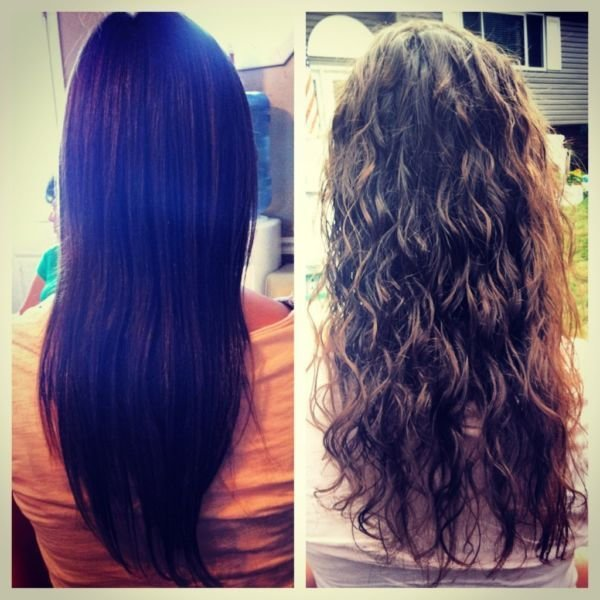 The Best A Permanent Wave Also Known As A Perm Is A Chemical Hair Treatment That Can Be Used To Add Pictures